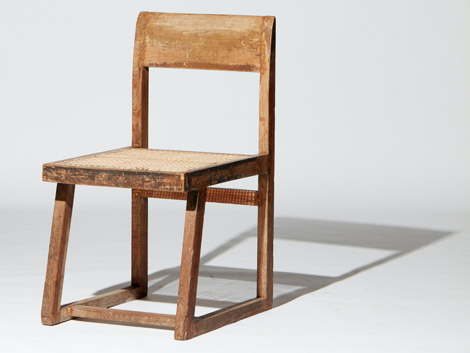 Pierre Jeanneret Chair PJ-SI-54-A/B, image 1