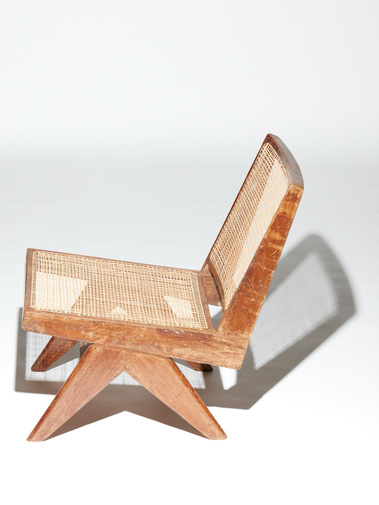 Pierre Jeanneret Lounge Chair PJ-SI-35-A, image 1