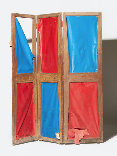 Pierre Jeanneret Folding Screen PJ-DIVERS-1-A, image 1