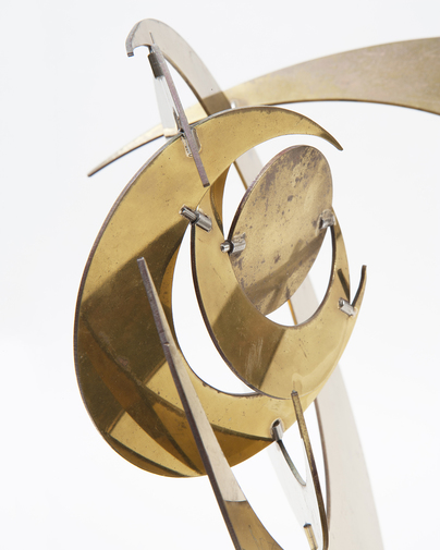 Kinetic Stabile Sculpture, image 3