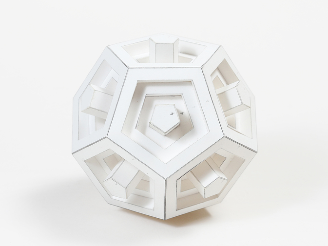 "Chris Beeston ""Dodecahedron"", image 1"