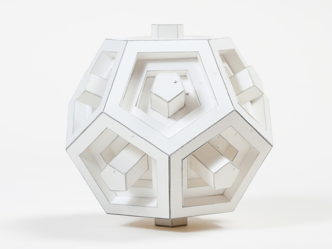"Chris Beeston ""Dodecahedron"", image 2"