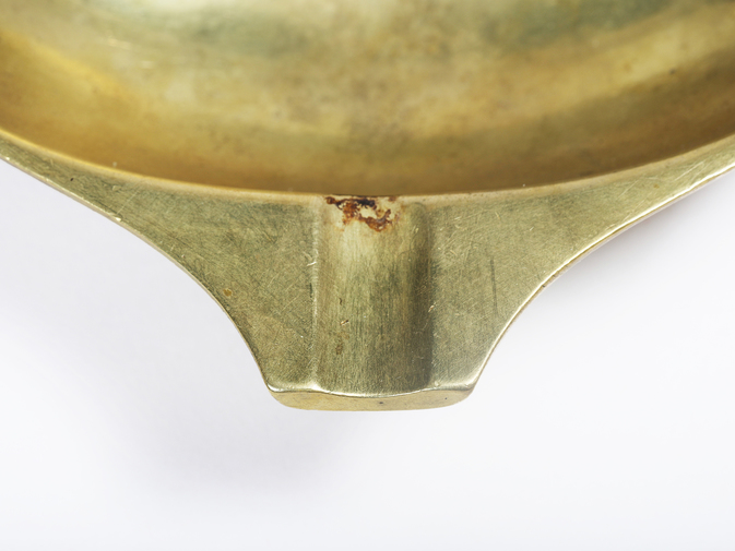 Carl Auböck Brass Ashtray, image 3