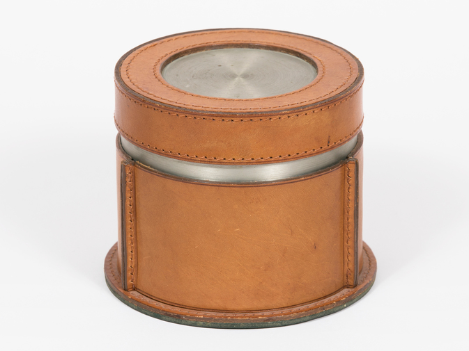 Leather Humidor Set, image 2