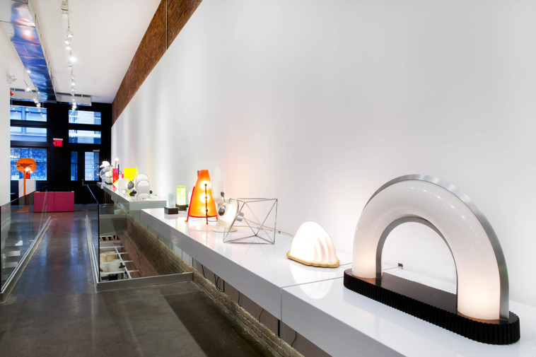 Rad Light: The Collection of Jim Walrod, Radical Italian Lighting, image 1