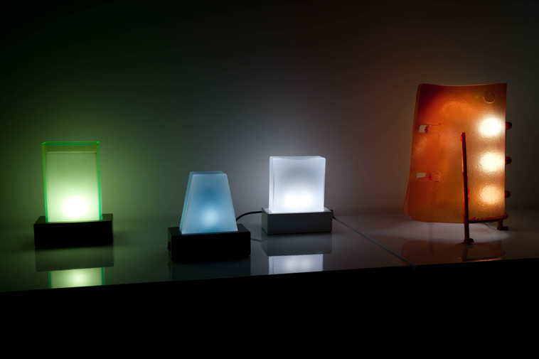 Rad Light: The Collection of Jim Walrod, Radical Italian Lighting, image 9