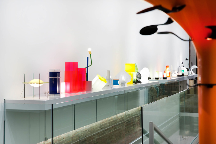 Rad Light: The Collection of Jim Walrod, Radical Italian Lighting, image 4